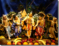 [Lord Chaitanya sankirtana]