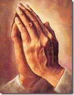 [praying hands]