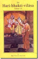 [Hari-bhakti-vilasa book]