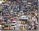 [roads in India]