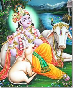 [Krishna, the Supreme Lord]