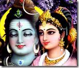 [Parvati and Shiva]