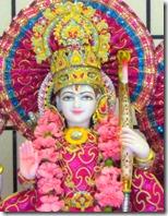 [Lord Rama deity]