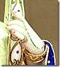 [Rama's lotus hand]