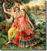[Krishna and Satyabhama]