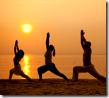 [yoga class]