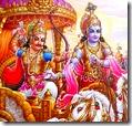 [Krishna and Arjuna]