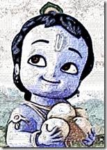 [Krishna smiling]