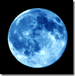 [The moon]