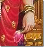 [Sita holding flower]