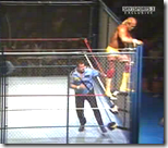 [steel cage match]