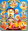 [Vishnu incarnations]