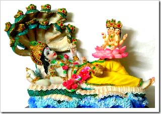 [Vishnu and Brahma]