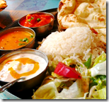 [Indian food]