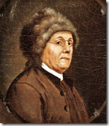 [Benjamin Franklin fur hat]