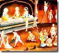 [Chaitanya washing Gundicha temple]