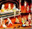 Chaitanya washing Gundicha