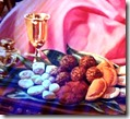 [food offered to Krishna]
