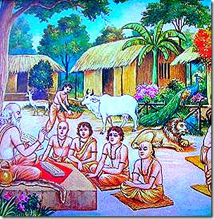 [school of the guru]