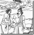 [Rama and Vibhishana]