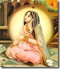 [Prayers to Devaki's womb]