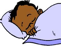[sleeping]