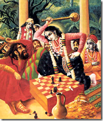 [Balarama and Rukmi]