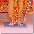[Rama's lotus feet]