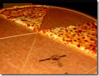 [pizza slices]