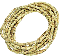 [Tulasi neck beads]