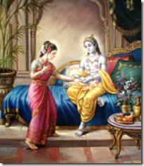 [Krishna and Kubja]