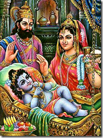 [Shri Rama with parents]