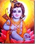 [Shri Rama - child]