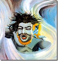 [Krishna and Trinavarta]