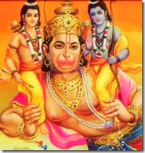 [Hanuman carrying brothers]