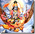 [Vishnu and Garuda]