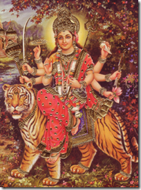 [Goddess Durga]