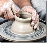 [potter's wheel]