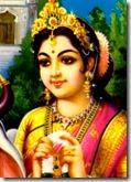 [Shrimati Radharani]