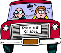 [Learning to drive]