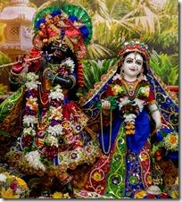 [Radha-Krishna deities]