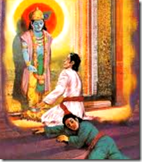 [Sakshi Gopala deity]