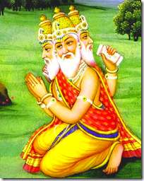 [Lord Brahma]