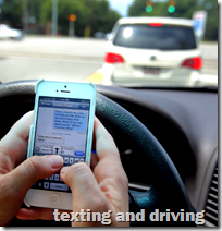 [texting and driving]