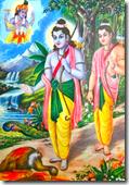 [Rama meeting Jatayu]