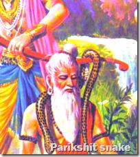 [Parikshit snake]