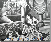[escaping house of lac]