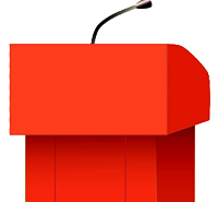 [public speaking]