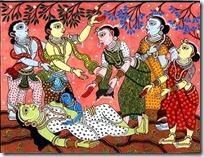 Krishna_Putana