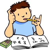 studying_clipart